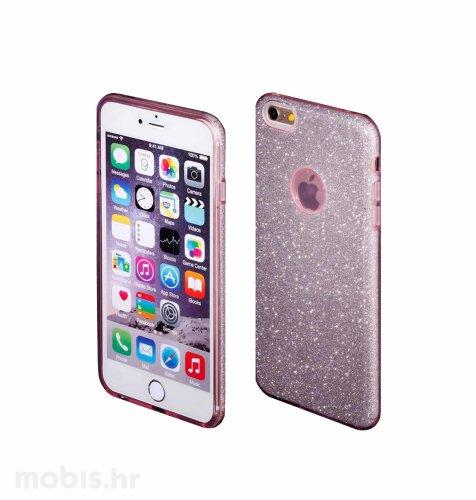 """Zadnje kućište """"Blink"""" za Apple iPhone 6/6S plus 5.5"""": roza"""