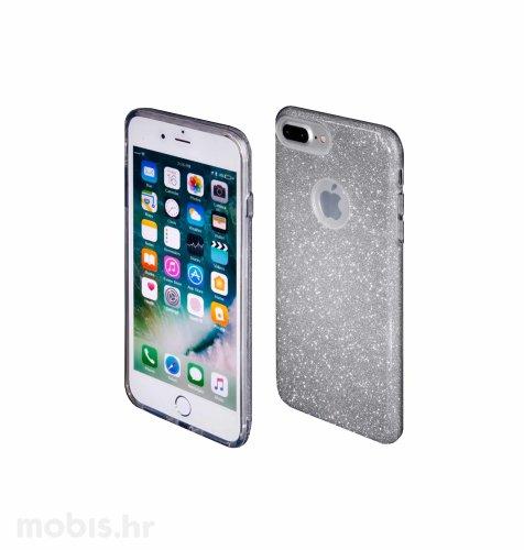 """Zadnje kućište """"Blink"""" za Apple iPhone 7 plus 5,5"""": srebrna"""