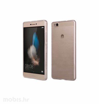 """Zadnje kućište """"Clear"""" za Huawei P8 lite: prozirna"""