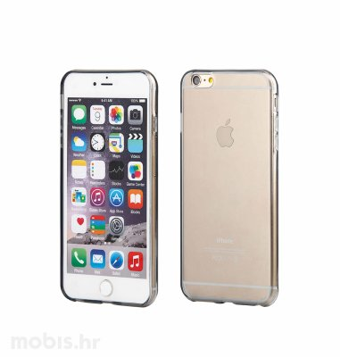 "Zadnje kućište ""Clear"" za Apple iPhone 6/6s Plus 5.5"": prozirna"
