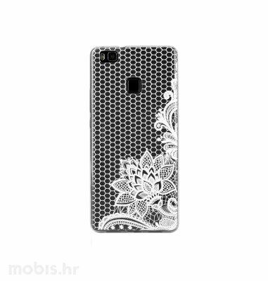 """Zadnje kućište """"Lace"""" za Samsung G930 S7: bijeli"""
