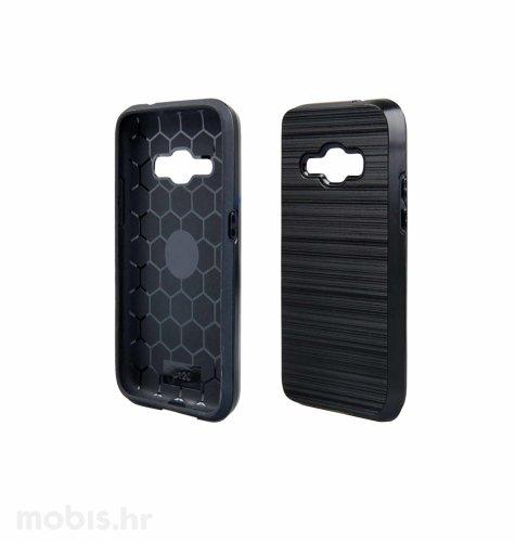 """Zadnje kućište """"Motomo metallic"""" za Huawei P9: crni"""