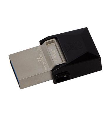 Kingston USB OTG memorija UFD 32GB: (DT DUO 3.0 KIN)