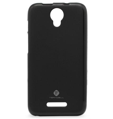 Maska Teracell Giulietta za Alcatel ot-8055d Pixi 4-6: crna