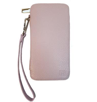 Etui za mobitel i kartice – roza