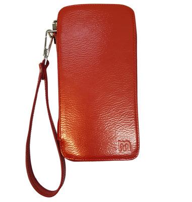 Etui za mobitel i kartice – crvena