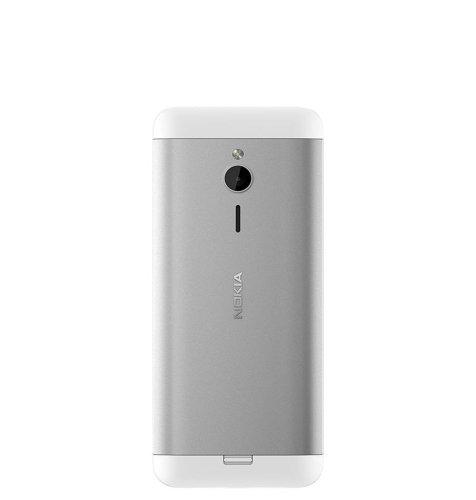 Nokia 230: srebrna
