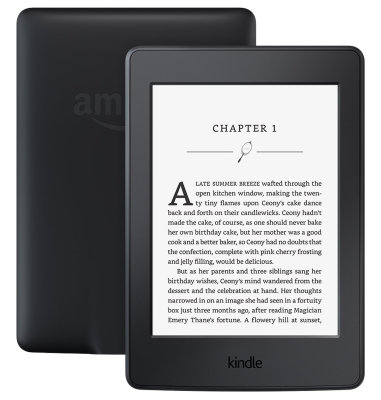 "Kindle paperwhite e-book čitač 2015 SP, 6.0"", 4 GB, WIFI crni"