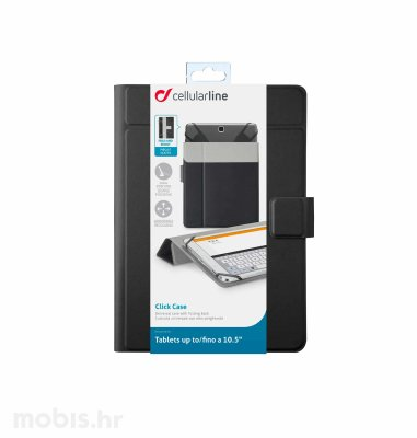"Cellularline zaštita za tablet 10,5"": crna"