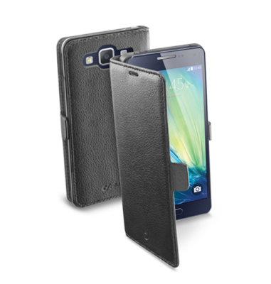 Cellular line preklopna zaštita za uređaj Samsung Galaxy A5 2017: crna