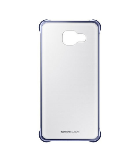 Samsung Galaxy A5 (A510) Clear Cover torbica crna