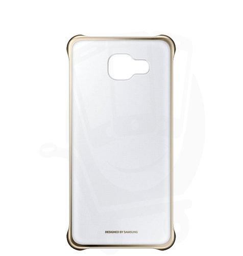 Samsung Galaxy A5 (A510) Clear Cover torbica zlatna