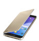 Samsung Galaxy A5 (A510) Clear View Cover torbica zlatna