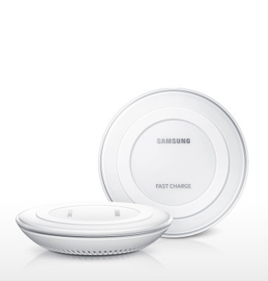 Samsung Galaxy bežični punjač AFC bijeli (Adaptiv Fast Charging)