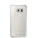 Samsung Galaxy S6 Clear Cover torbica srebrna