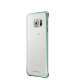 Samsung Galaxy S6 Edge Clear Cover torbica zelena