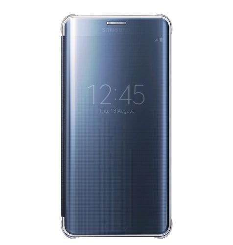 Samsung Galaxy S6 Edge plus Clear View Cover torbica crna