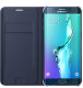 Samsung Galaxy S6 Edge plus Flip Wallet torbica crna