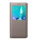 Samsung Galaxy S6 Edge plus S View Cover torbica zlatna