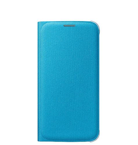 Samsung Galaxy S6 Flip Wallet (Fabric) torbica plava
