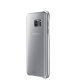 Samsung Galaxy S7 Clear Cover torbica srebrna