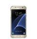 Samsung Galaxy S7 Clear Cover torbica zlatna