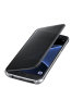 Samsung Galaxy S7 Clear View Cover torbica crna