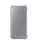 Samsung Galaxy S7 Clear View Cover torbica srebrna