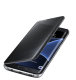 Samsung Galaxy S7 Edge Clear View Cover torbica crna