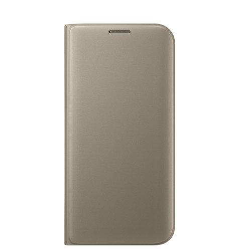 Samsung Galaxy S7 Edge Flip Wallet torbica zlatna