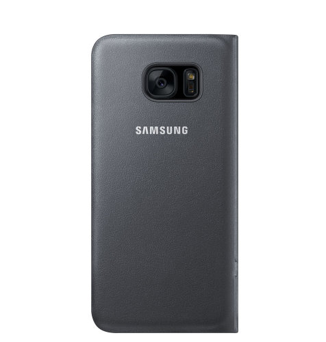Samsung Galaxy S7 Edge LED View Cover torbica crna
