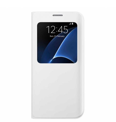 Samsung Galaxy S7 Edge S View Cover torbica bijela
