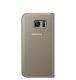Samsung Galaxy S7 Edge S View Cover torbica zlatna