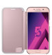Samsung Galaxy A5 (A520) Clear View Cover torbica pink