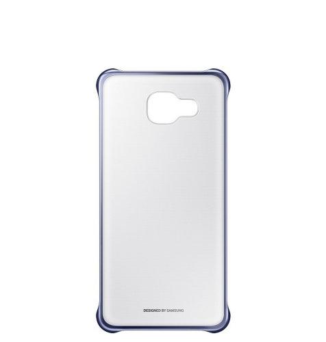 Samsung Galaxy A3 (A310) Clear Cover torbica crna