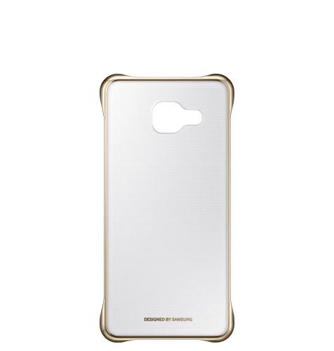 Samsung Galaxy A3 (A310) Clear Cover torbica zlatna