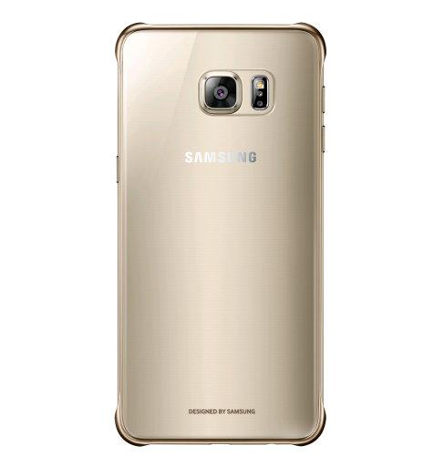 Samsung Galaxy S6 Edge plus Clear View Cover torbica zlatna