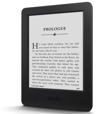 Kindle e-Book Touch čitač (2016 – 8. generacija), WiFi: crni