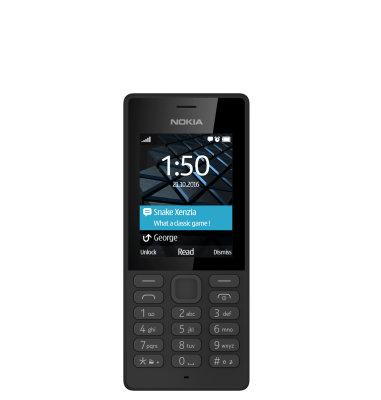 Nokia 150 Dual SIM: crna