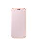 Samsung Galaxy A3 (A320) Neon Flip Cover torbica pink