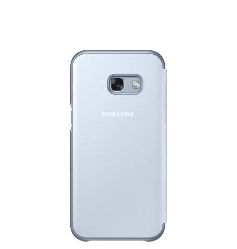 Samsung Galaxy A3 (A320) Neon Flip Cover torbica plava