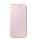 Samsung Galaxy A5 (A520) Neon Flip Cover torbica pink
