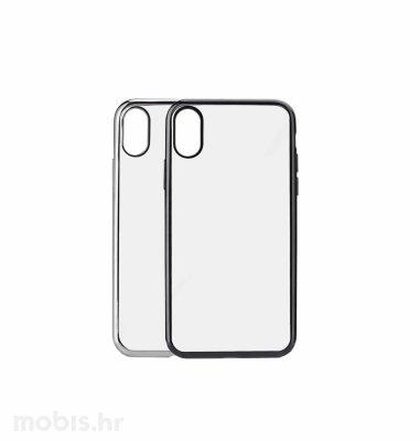 Silikonska maska za Samsung Galaxy S8: siva