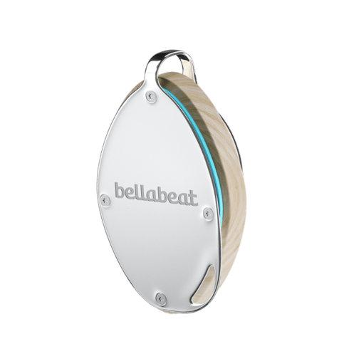 Bellabeat Leaf Nature: srebrna