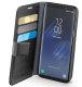 Cellular line preklopna (kožna) zaštita za uređaj Galaxy S8 plus