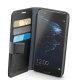 Cellular line preklopna (kožna) zaštita za uređaj Huawei P10  plus
