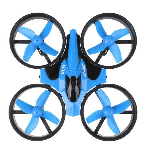 JJRC dron H36: plava