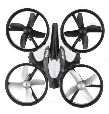 JJRC dron H36: siva