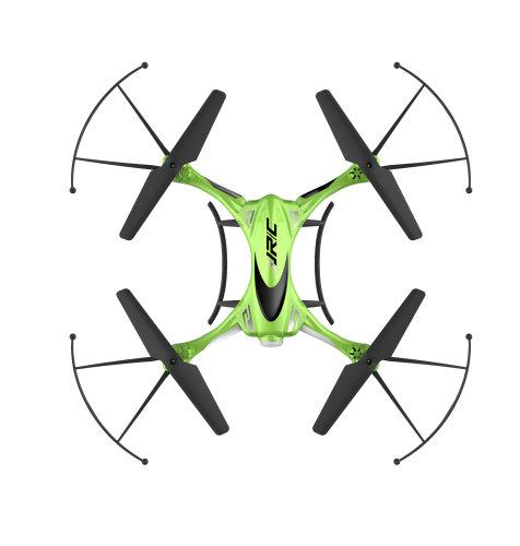 JJRC dron H31: zelena