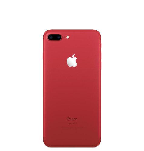 iPhone 7 128 GB: crvena